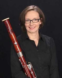 Marta Troicki, bassoon