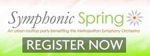 Register for Symphonic Spring