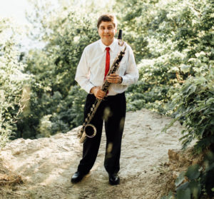 Paul Schulz, bass clarinet