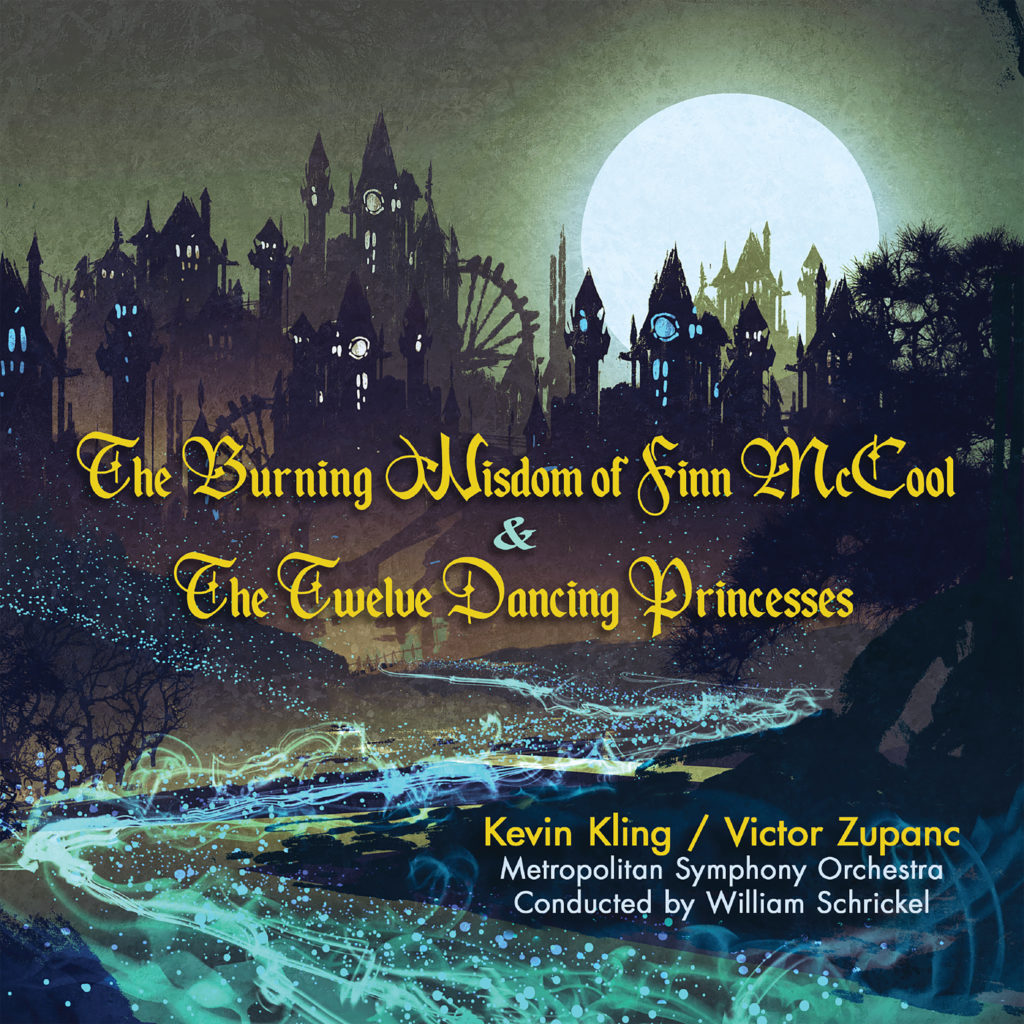 Kevin Kling, Victor Zupanc & MSO CD cover